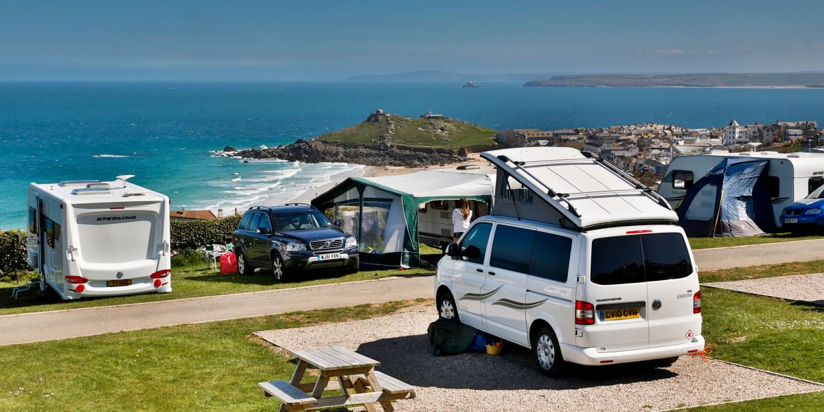 Campervanning: The only way to see the UK