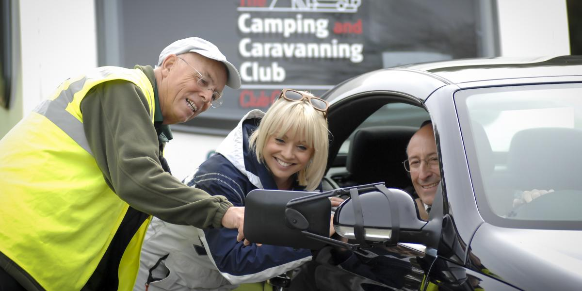 Top towing tips from the Camping & Caravanning Club