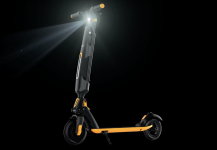 eGo Scooter Experience