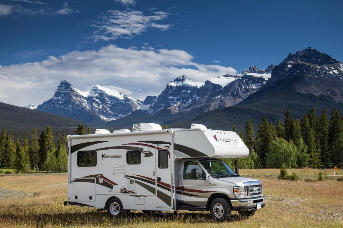 Make the most of motorhome hire from a great range of vehicles