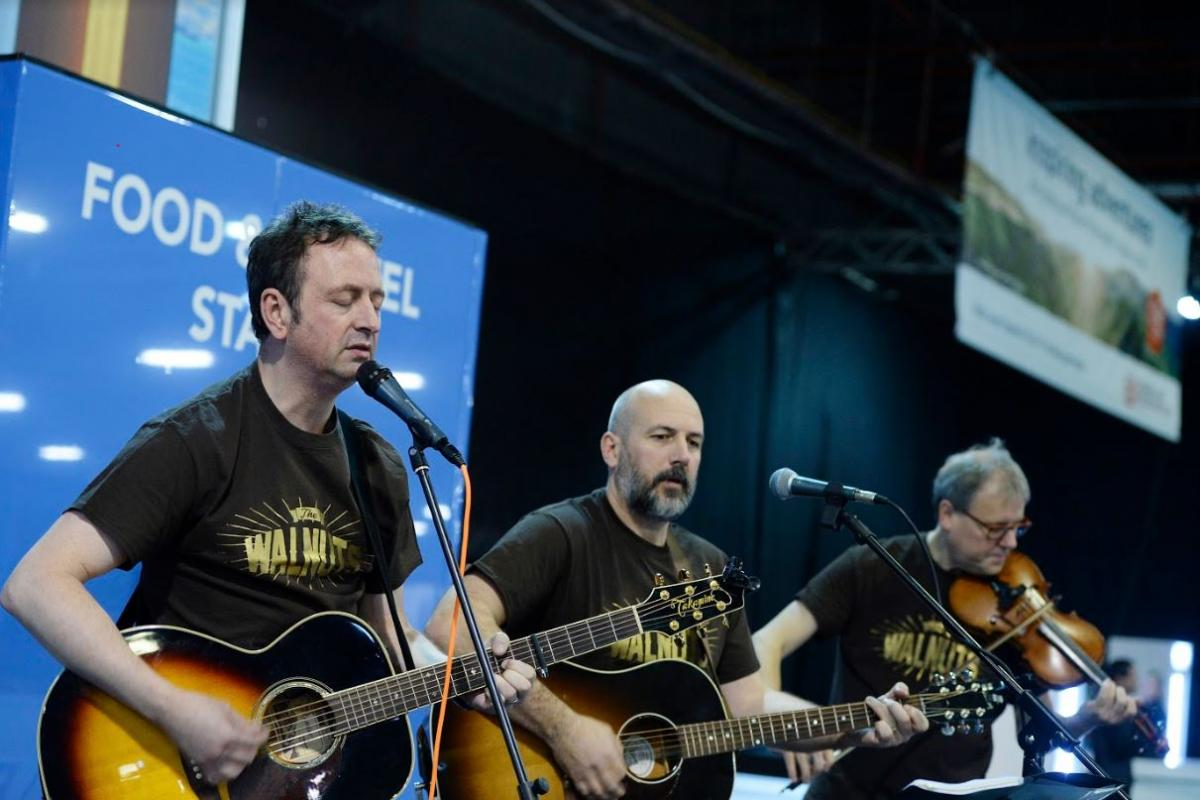 Matt Allwright & The Walnuts